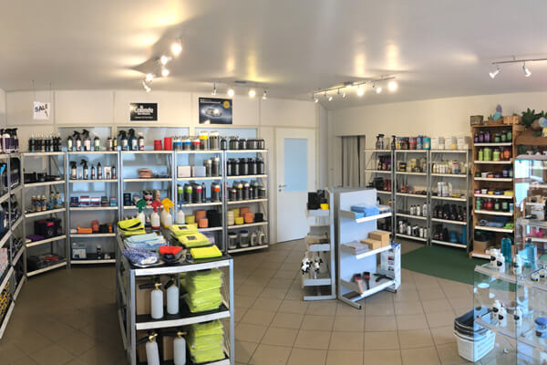 Visit our Detailing Store