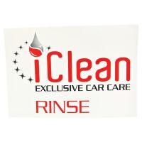iClean - iBucket Sticker Rinse