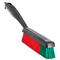 Vikan - Interior Brush, 330mm, hard, Black