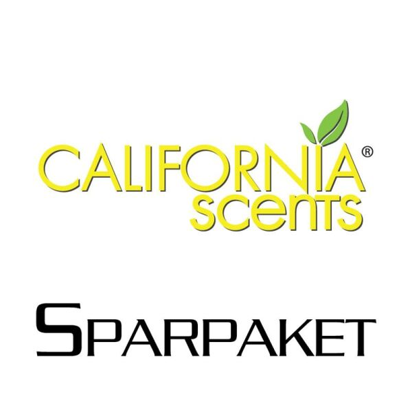 California Scents Value Pack