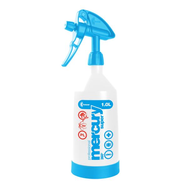 Kwazar - Mercury Super Pro+ 360 Blue, 1L