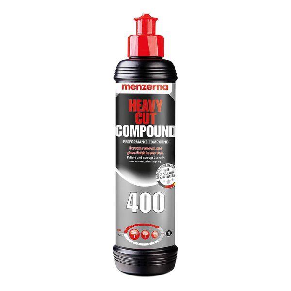 Menzerna - HC400 Heavy Cut Compound 400 250ml