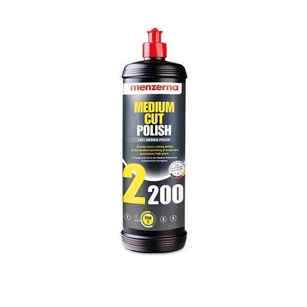 Menzerna - MCP2200 Medium Cut Polish 2200 1L
