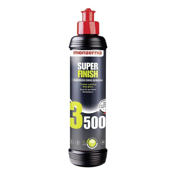 Menzerna - SF3500 Super Finish 3500 250ml