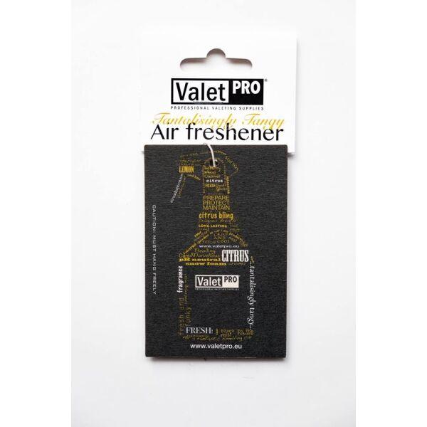 ValetPRO - Air Freshener Tantalisingly Tangy (Lemon and Lime)