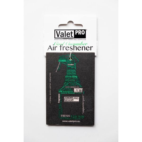 ValetPRO - Air Freshener Cool Cucumber (Fresh Mint)