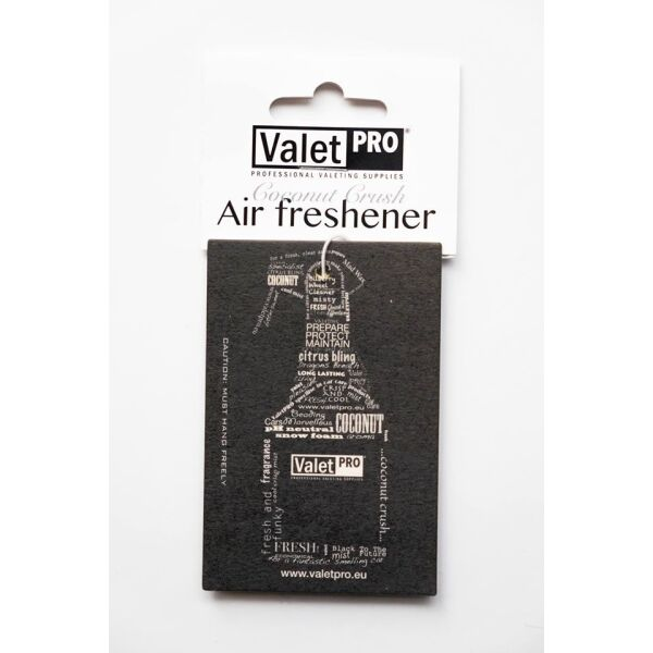 ValetPRO - Air Freshener Coconut Crush