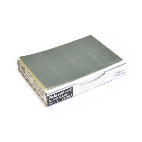 Kovax - Tolecut Stick-On Stripes 1/8 - 29 x 35 mm K3000