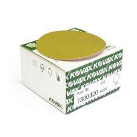 Kovax - Premium Super Tack Discs 75mm P320 1 pcs