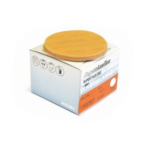 Kovax - Premium Super Assilex Super Tack Scheiben 75mm K1200 - Orange 1 Stk