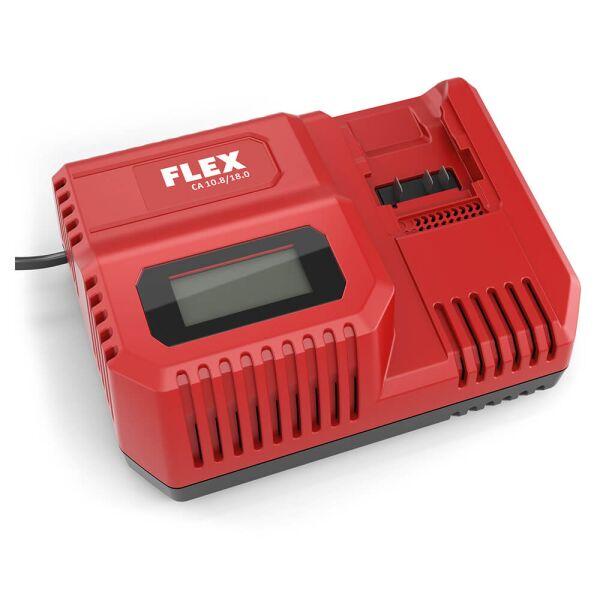 Flex - Schnellladegerät CA 10.8/18.0