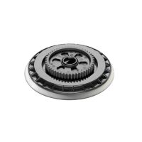 Flex - Velcro-backed pad with gearwheel BP-M D140 XC
