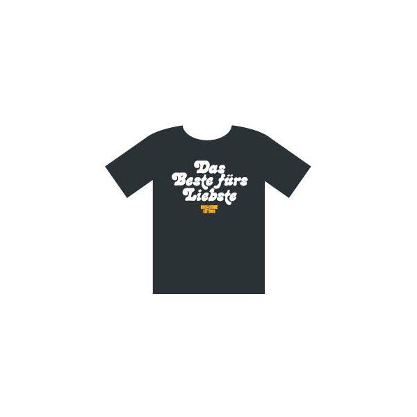 KochChemie - T-Shirt Das Beste fürs Liebste M