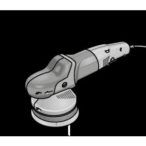 Flex - Exzenterpolierer mit Zwangsantrieb XCE 10-8 125
