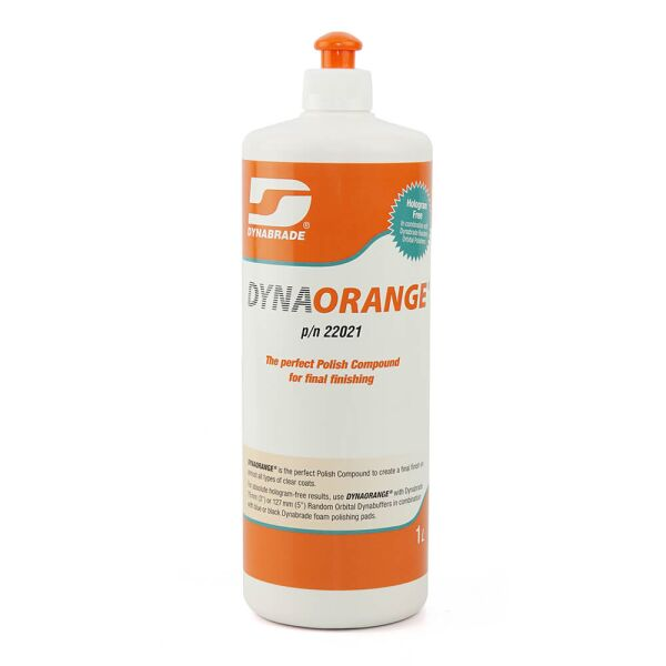 Dynabrade - DynaOrange - Finish Polishing Compound 1L