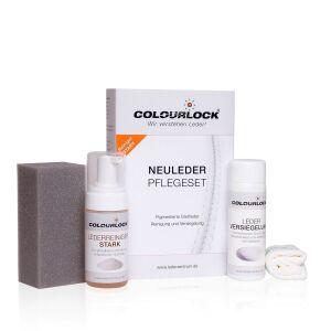 Colourlock - Neuleder Pflegeset Stark