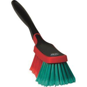 Vikan - Rim Cleaner, 290mm, soft/split, Black