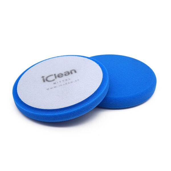 iClean - iPolish - Medium Cut Pad Blau