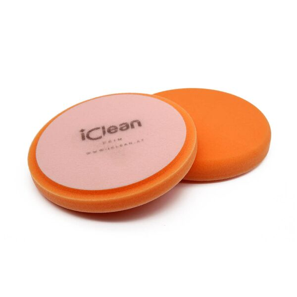 iClean - iPolish - Fine Cut Pad Orange 140mm