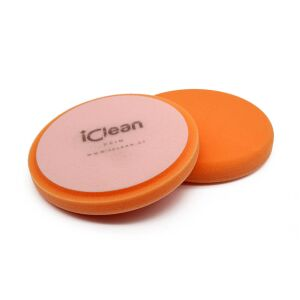 iClean - iPolish - Fine Cut Pad Orange 140mm