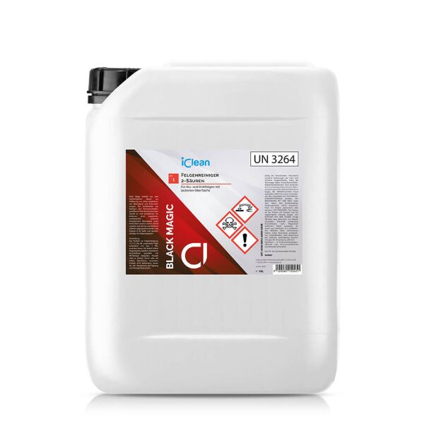 iClean - Black Magic 10L