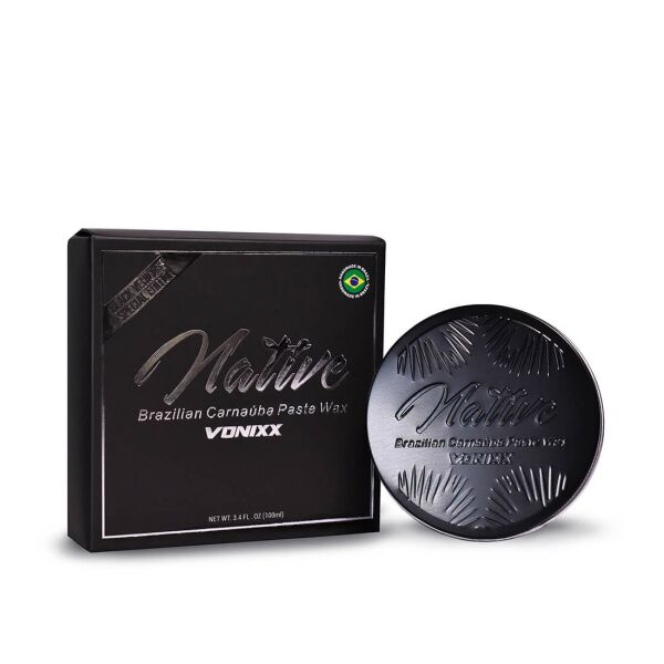 Vonixx - Native Brazilian Carnauba Black Wax