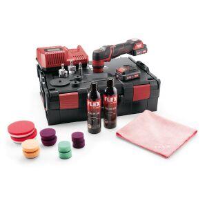 Flex - Cordless smart polisher PXE 80 10.8-EC