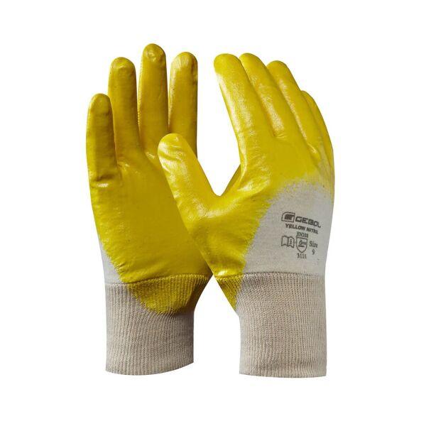 Gebol - Handschuh Yellow Nitril XL (10)
