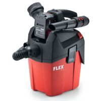 Flex - Compact vacuum cleaner with manual filter cleaning VC 6 L MC 18.0