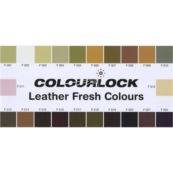 Colourlock - Leder Fresh Tönung