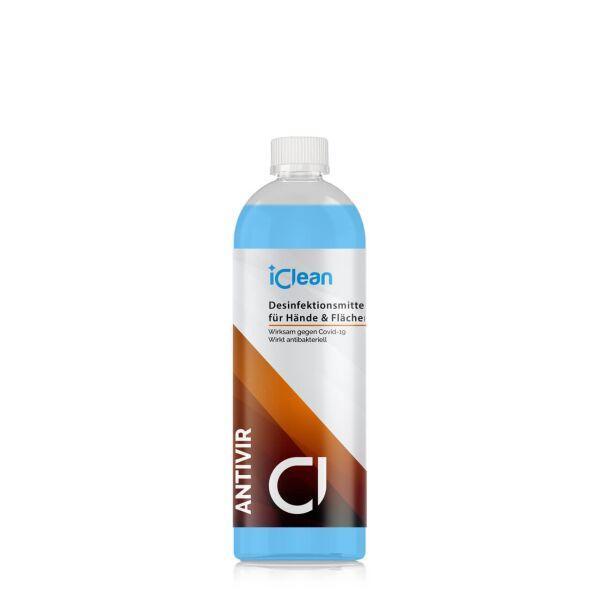 iClean - AntiVir Händedesinfektionsmittel