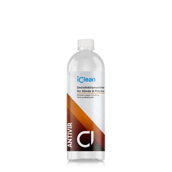 iClean - AntiVir Händedesinfektionsmittel 750ml