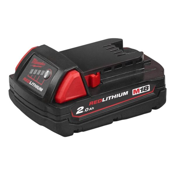 Milwaukee - M18 Akku Red Li-Ion