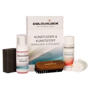 Colourlock - Artificial Leather & Plastic Care Set