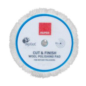 Rupes - Cut & Finish Wool Polishing Pad