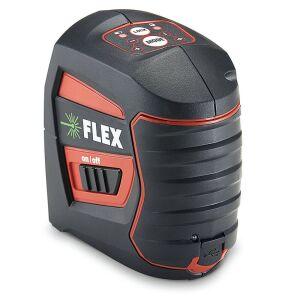Flex - Selbstnivellierender Kreuzlinien-Laser ALC 2/1-G