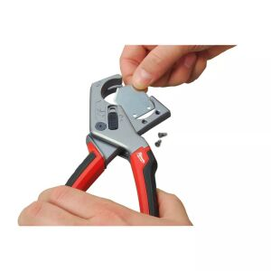 Milwaukee - Plastic cutter replaceable blade
