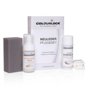 Colourlock - Neuleder Pflegeset