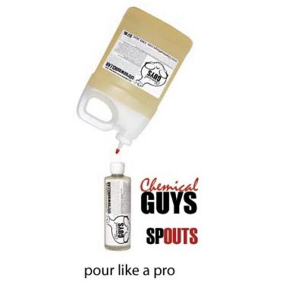 CHEMICALGUYS - Ketchup Top / Spout (3 Pack)