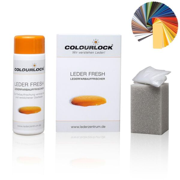Colourlock - Leder Fresh Tönung 150ml F003