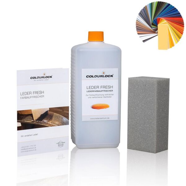 Colourlock - Leder Fresh Tönung 1L F037