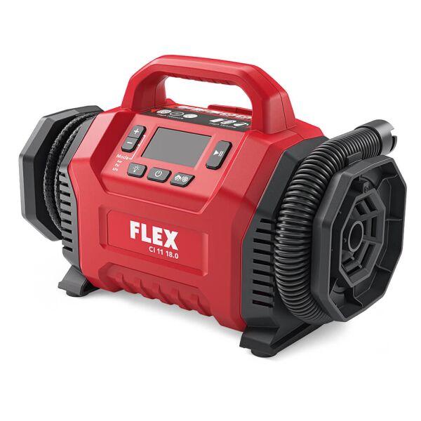 Flex - Akku-Kompressor 12,0 / 18,0V CI 11 18.0