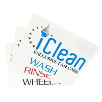 iClean - iBucket Sticker