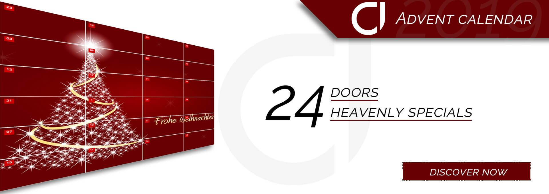 Advent Calender - 24 specials