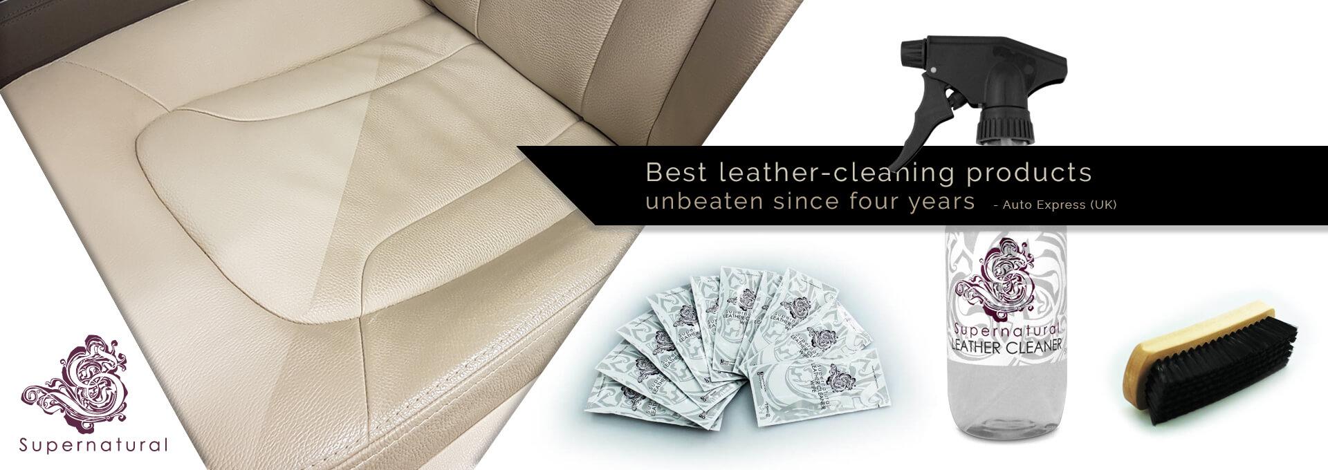 Supernatural Leather Cleaner